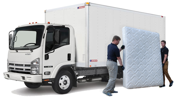 Mattress Disposal in Garden Grove